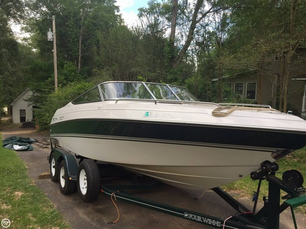 Four Winns 220 Horizon 1995 Four Winns Horizon 220 for sale in West Monroe, LA