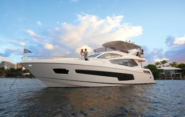 Sunseeker 75 Yacht Manufacturer Provided Image: Sunseeker 75 Yacht