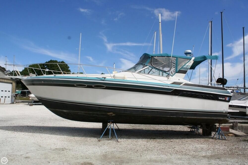 Wellcraft Gran Sport 3400 1987 Wellcraft 3400 Gran Sport for sale in Riverside, RI