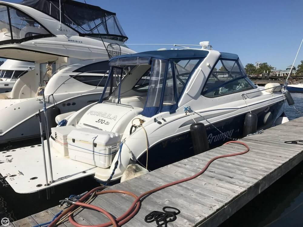 Formula 370 Ss 2002 Formula 370 SS for sale in East Boston, MA