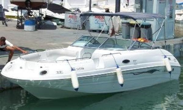 Mariah 245 Deckboat