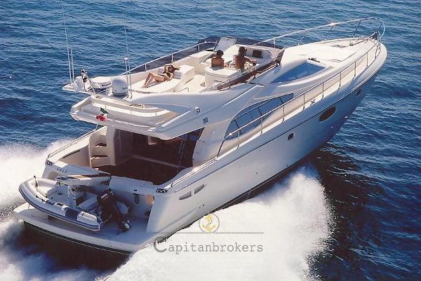 Ferretti Yachts 590 Ferretti590-fly...