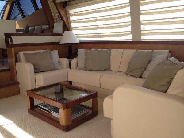 used Ferretti Altura 690 for sale in mallorca, spain