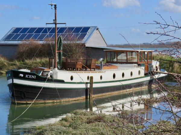 Barge Dutch Barge luxemotor UK Dutch Barge Luxemotor for sale