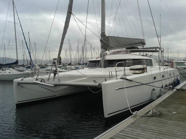 Fountaine Pajot Belize 43 2003 Fountaine Pajot Belize 43