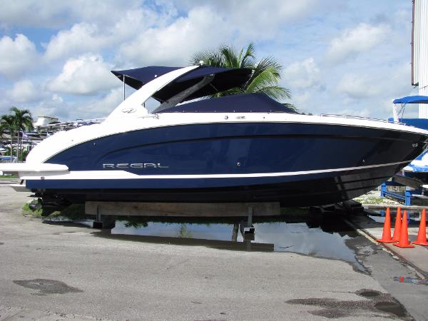 Regal 3200 Bowrider Side Profile - 2016 Regal 3200 Bowrider