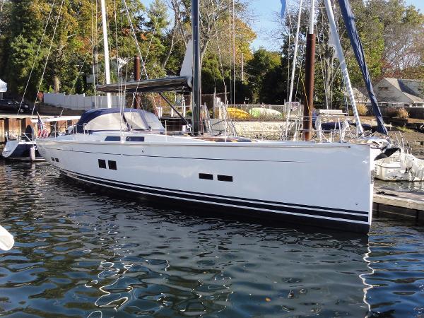 Hanse 575 Profile 1