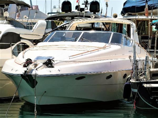 Riva 54 Aquarius Actual vessel
