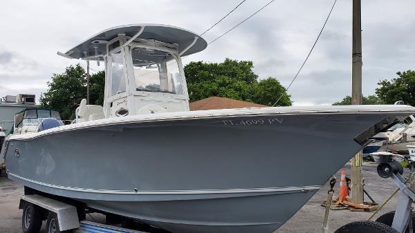 Sea Hunt 27 Gamefish