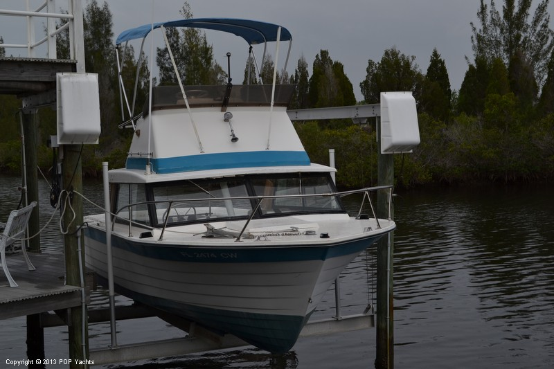 1978 Penn Yan SPORT FISH 23 for sale in Hudson, FL