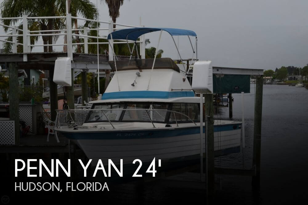 Penn Yan SPORT FISH 23 1978 Penn Yan SPORT FISH 23 for sale in Hudson, FL