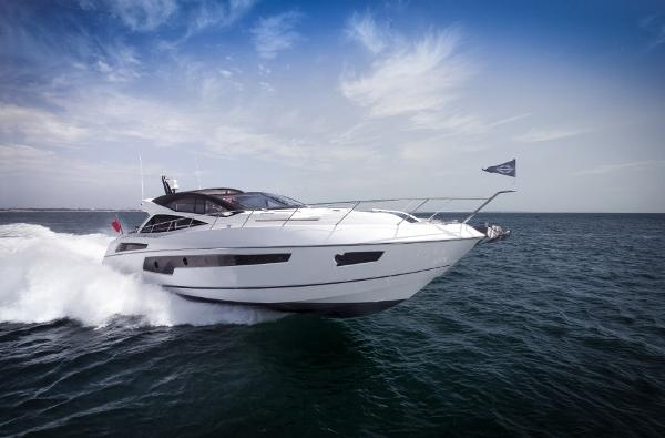 Sunseeker Predator 68 Manufacturer Provided Image: Sunseeker Predator 68 Running Shot