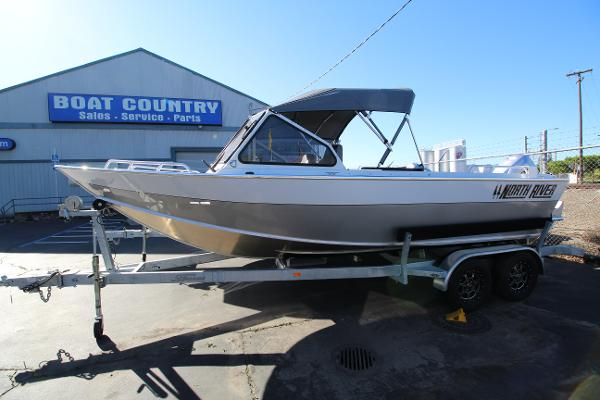 North River 21' Seahawk w/ Ext. Transom