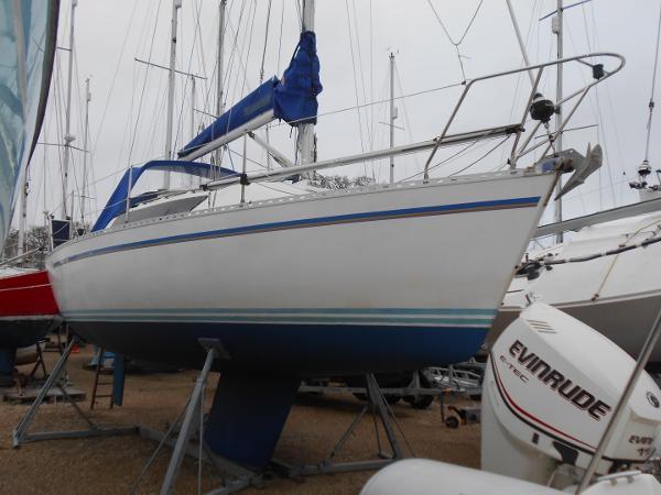 Gib'Sea 282 Ashore