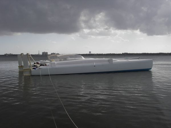 Custom Catamaran Photo 1