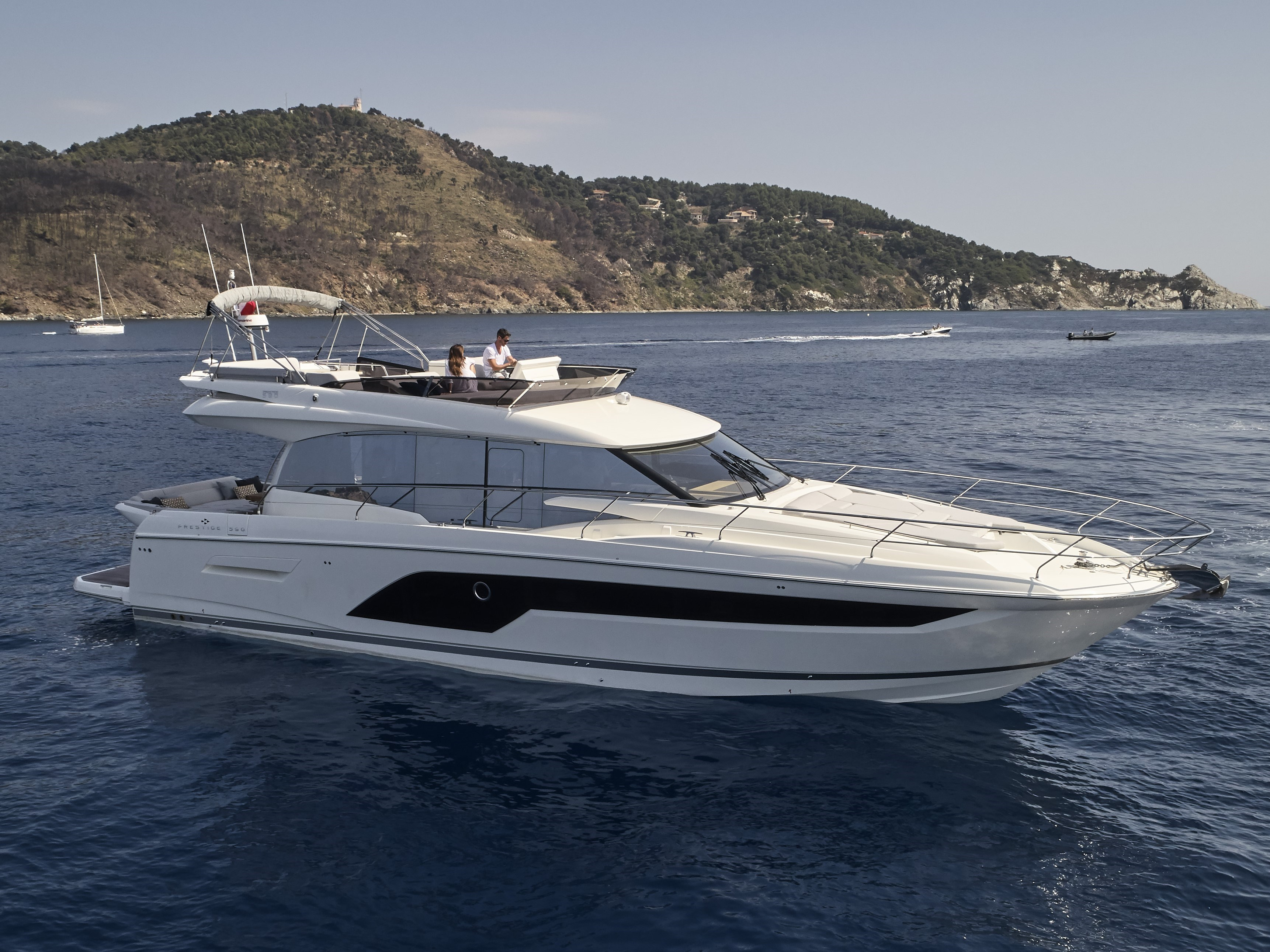 Prestige 590 Prestige 590 Flybridge For Sale Ancasta