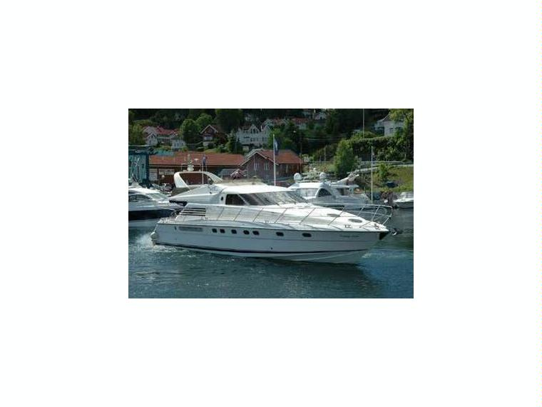 Fairline Boats Fairline Squadron 62