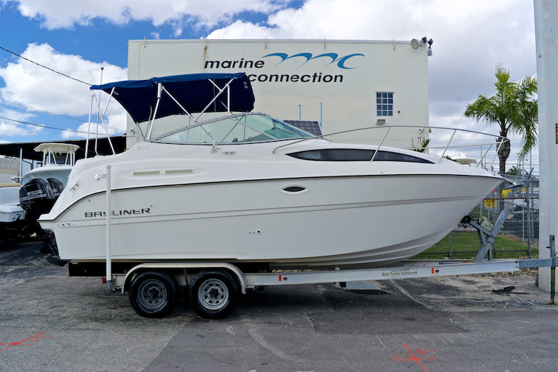 Bayliner 245 Cruiser Boats For Sale In United States