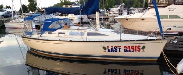 Mirage Yachts 39