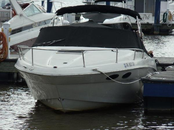 Sea Ray 260 Overnighter