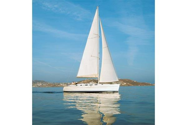 Beneteau Cyclades 39 Manufacturer Provided Image: Cyclades 39.3