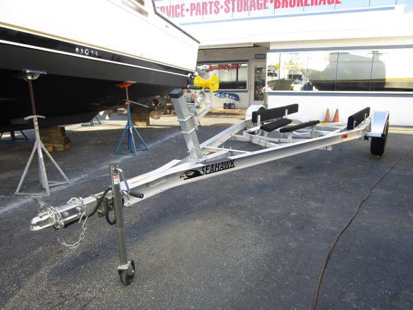 Sea Hawk 19-21 single axle