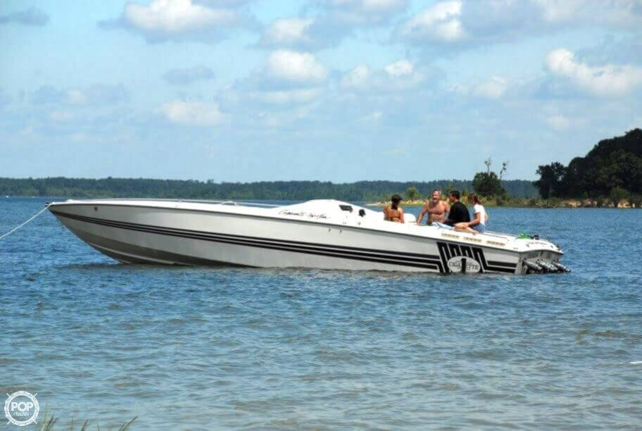 Cigarette Top Gun 38 1994 Cigarette Top Gun for sale in Houston, TX