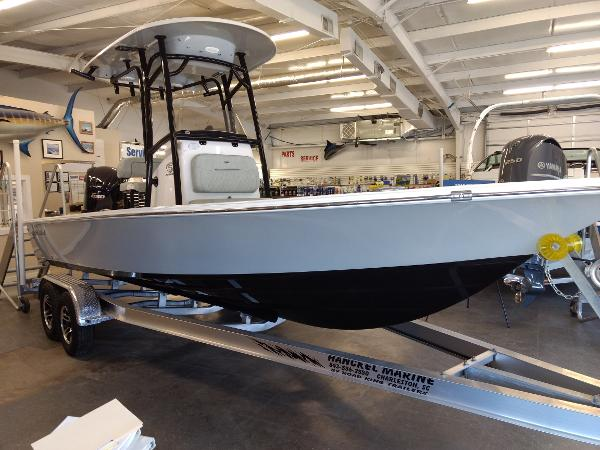 Sportsman Tournament 234 Bay Boat