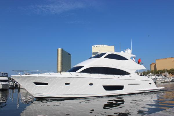 Viking 75' Motor Yacht (VK75-504)