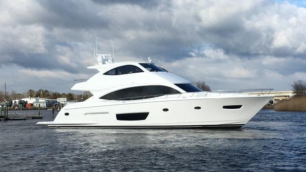 Viking 75 Motor Yacht 75 Viking Motoryacht Profile