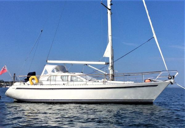 Nauticat 39 Nauticat 39 for sale with B J Marine