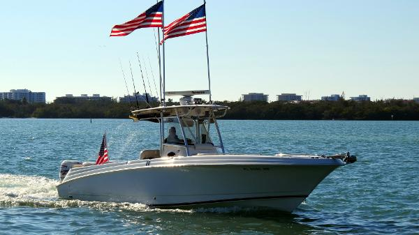 Wellcraft Scarab Sport 35