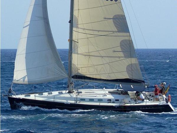Beneteau First 47.7 BENETEAU - FIRST 47.7 - exteriors