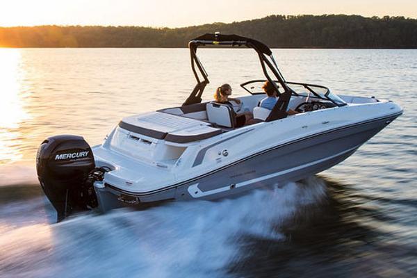Bayliner VR5 Bowrider OB Manufacturer Provided Image