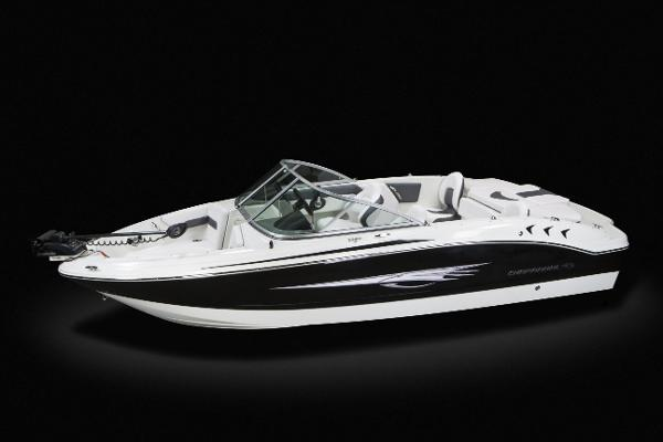 Chaparral 19 H2O Ski & Fish Manufacturer Provided Image