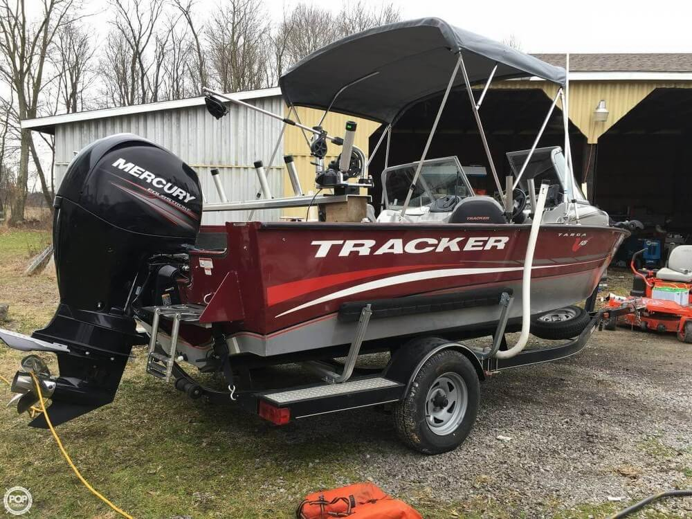 Tracker Targa V-18 Combo 2013 Tracker Targa V-18 Combo for sale in Butler, PA