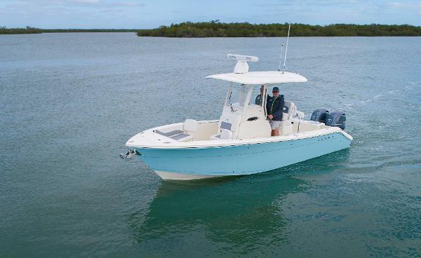 Cobia 240 Center Console - On Order