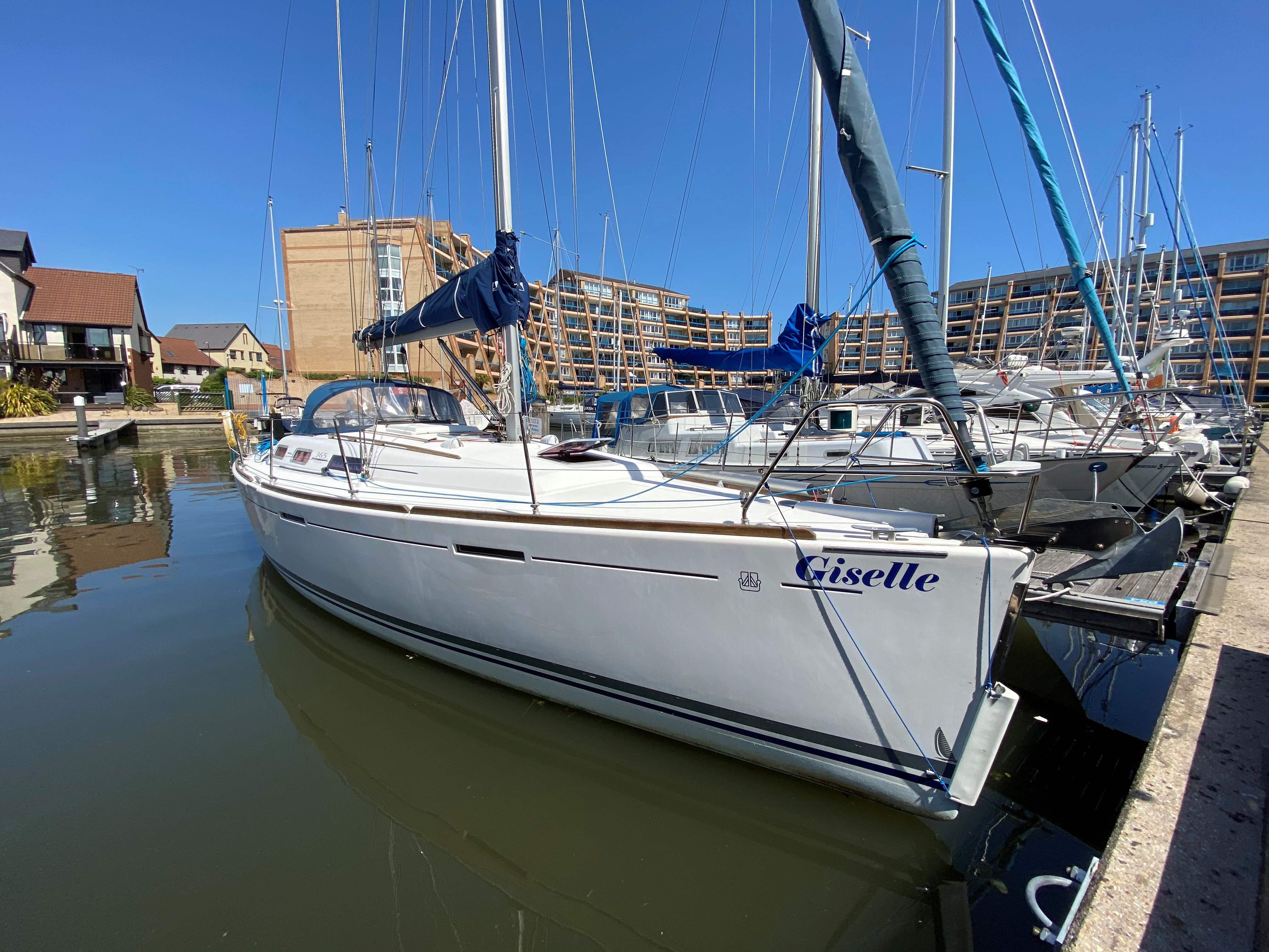 Dufour 365 Grand Large Dufour 365 - For Sale