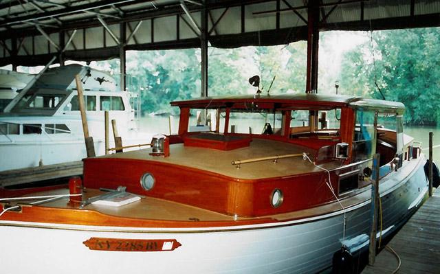Matthews Double Cabin Cruiser