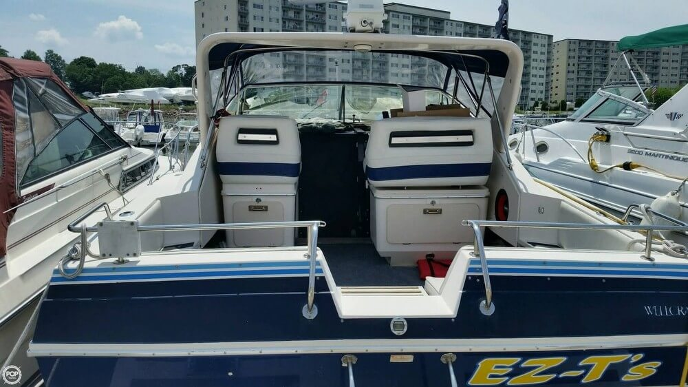 Wellcraft St Tropex Ex 3200 1986 Wellcraft 3200 St Tropez for sale in Quincy, MA