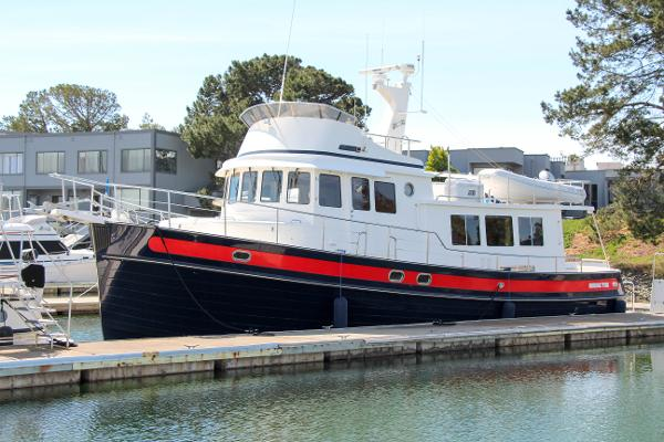 Nordic Tugs 54' Flybridge w/Vetus Come Home engine