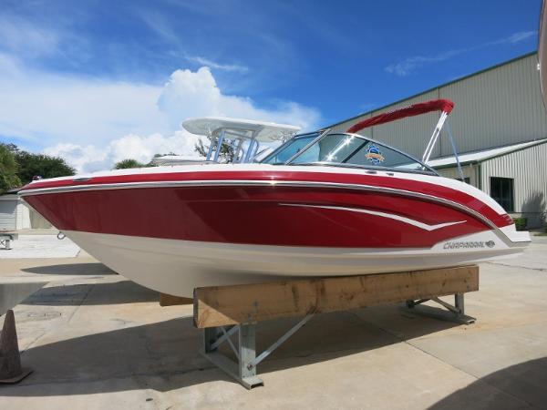 Chaparral 203 Vortex VRX Jet Boat