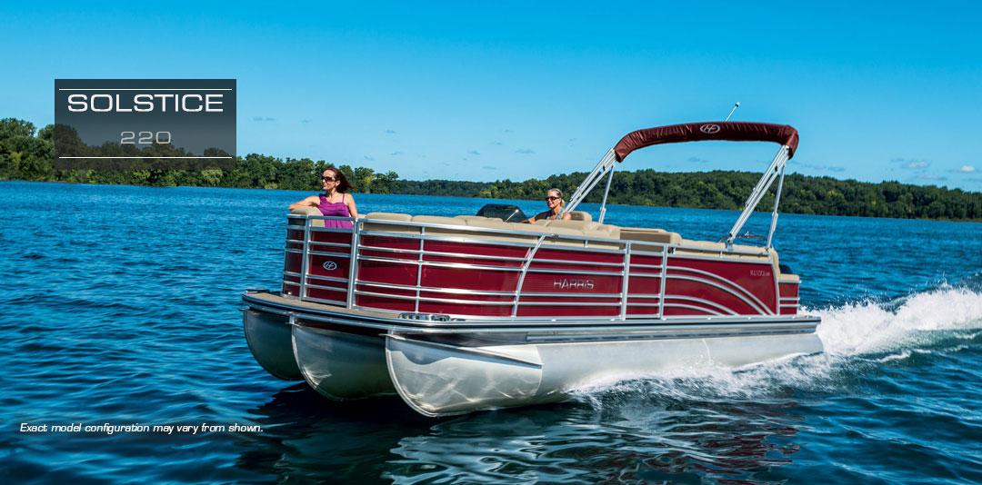 Harris Flotebote 220 SOL