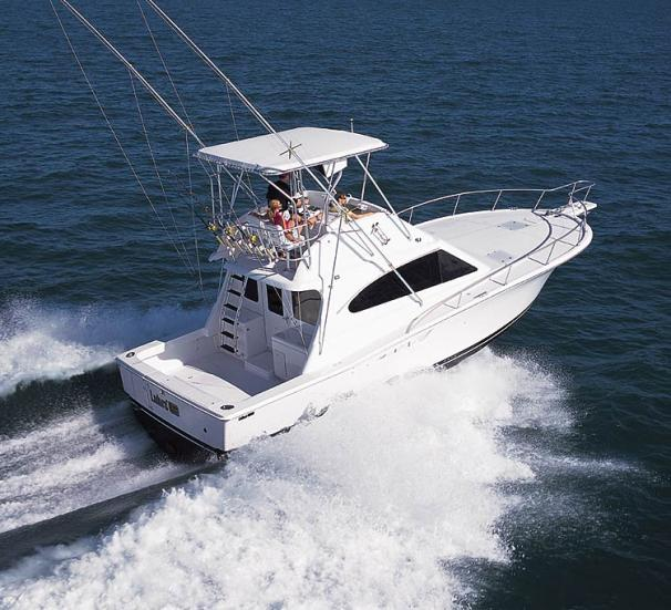 Luhrs 40 Convertible Manufacturer Provided Image