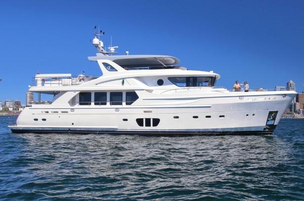 Selene Ocean Explorer Yacht