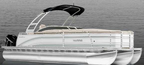 Harris Flotebote Solstice 250 DC
