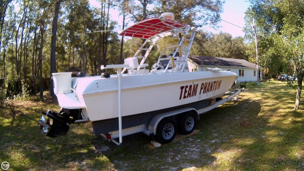 Phantom 28 Fish 1997 Phantom 28 Fish for sale in Tallahassee, FL