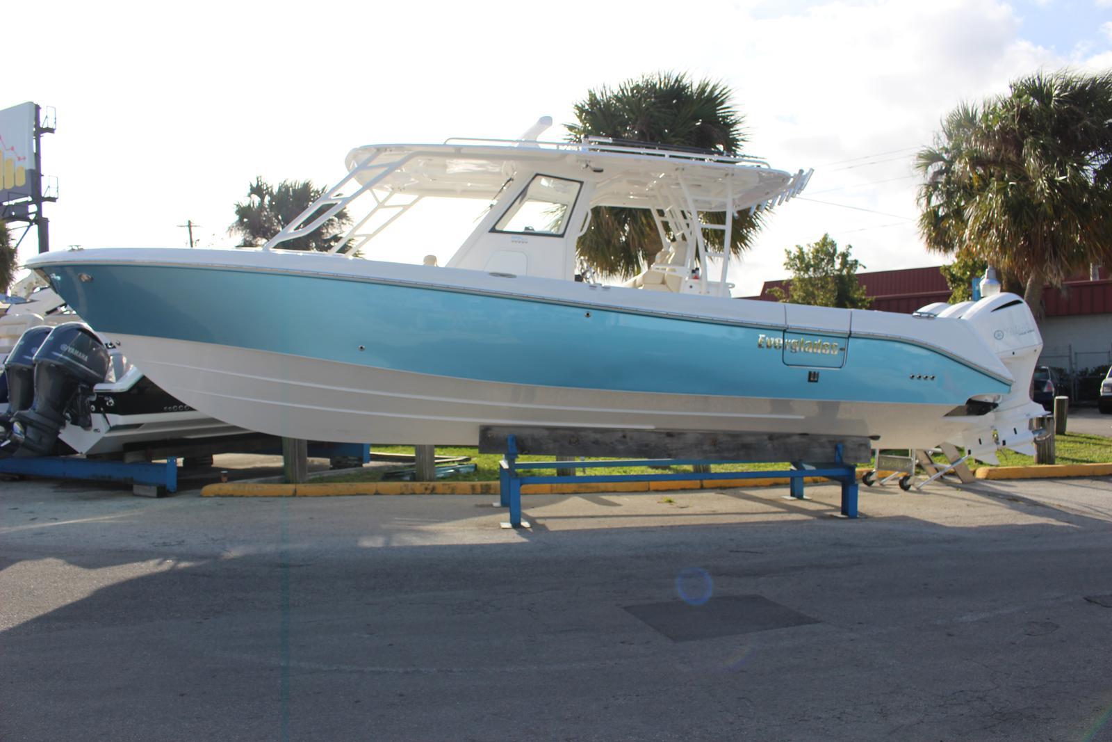 Everglades 355CC