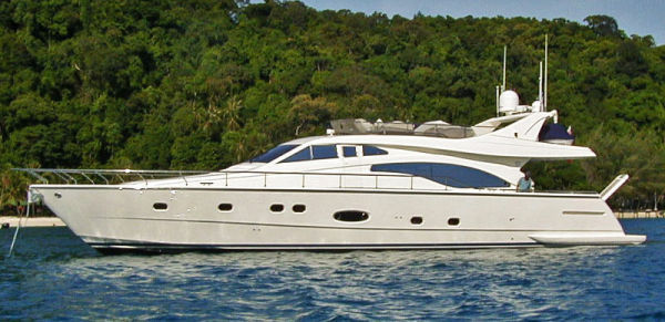 Ferretti Yachts 680 Ferretti 680