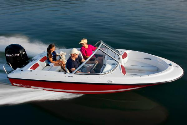Bayliner 160 Bowrider Manufacturer Provided Image